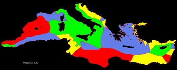 ΑΟΖ Μεσογείου