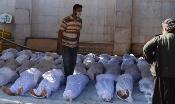 εκατόμβη Συρία 21 8 2013