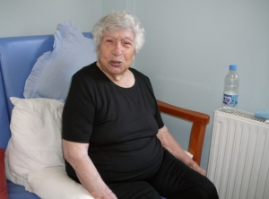 Αγγελική Στέλιου Καρεφυλλίδη - Γιασάρ, 85 χρόνων