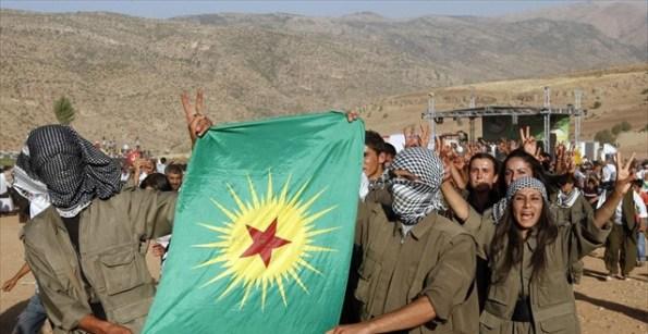Κούρδοι ΡΚΚ