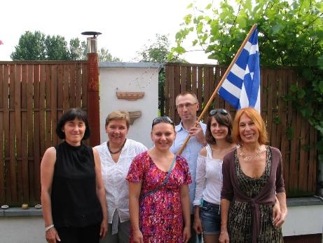 Λοτζ Πολωνίας φροντιστήριο ελληνικών