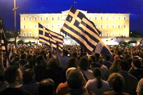 aganaktismenoi-syntagma