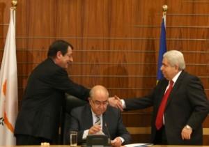 δικομματικοί Κύπρου