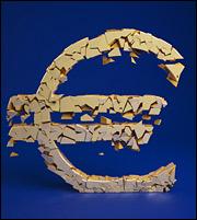 ευρώ σπάει