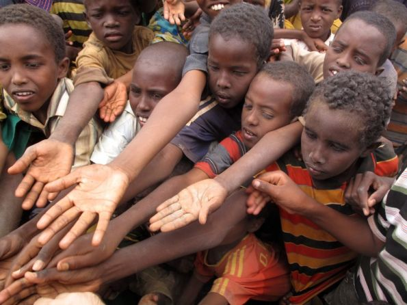 Πείνα Αφρική