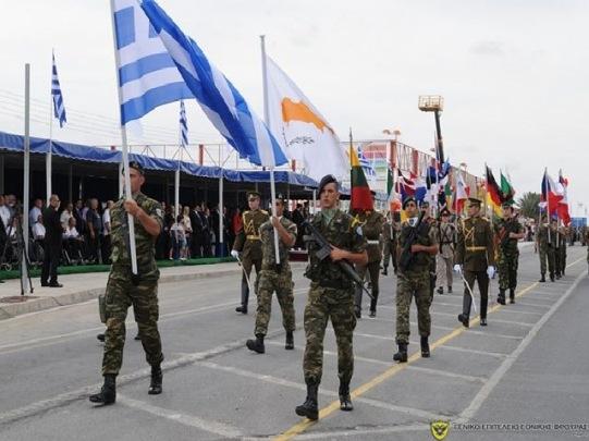 Image result for κυπριακή σημαία έπαρση